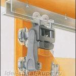 система складных дверей integra-fold
