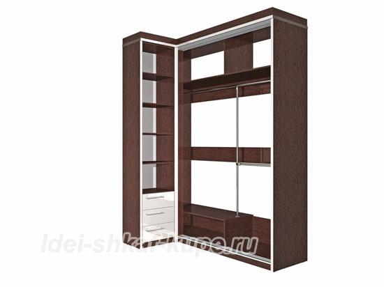 проект шкафа-купе для спальни